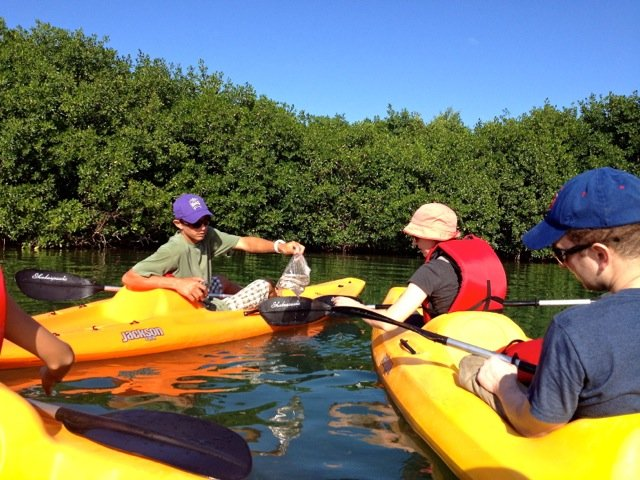 Kayak with Purpose Tours