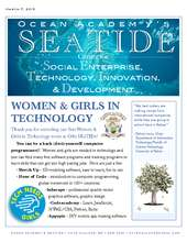 Technology workshop for Women and Girls (PDF)