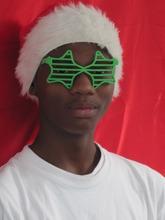 Tropical Santa at Ocean Academy