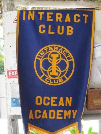 Interact Volunteer Club (part of Rotary Movement)