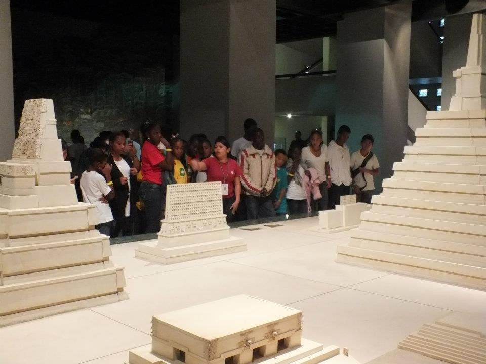 Museum of Mayan Culture, Mexico