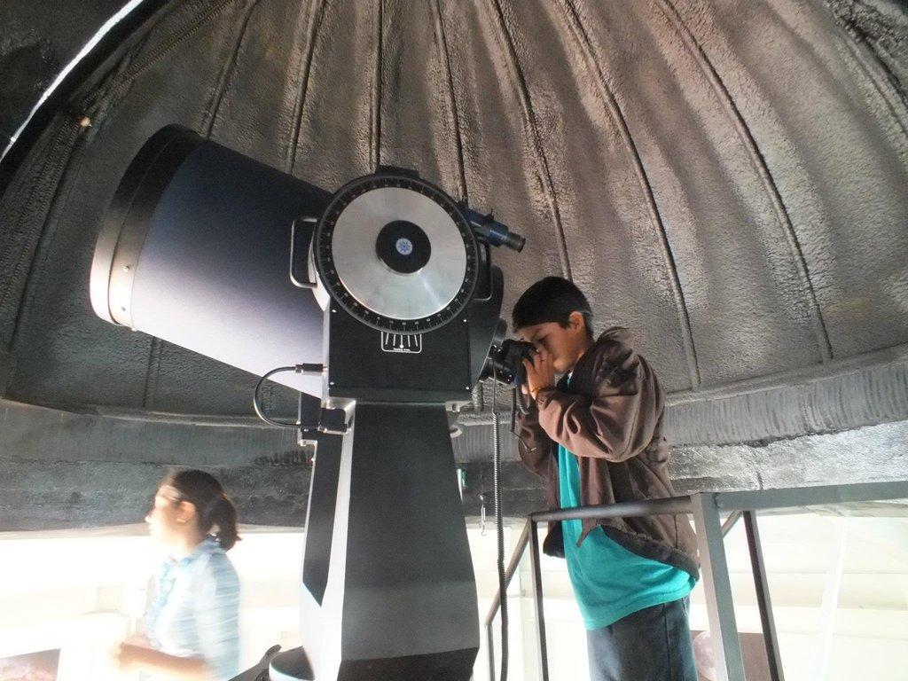 Planetarium in Chetumal, Mexico