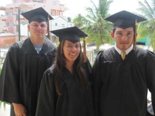 Ocean Academy's Graduation Ceremony is June 15