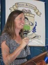 Co-founder Heidi Curry speech
