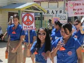 Peace in Belize