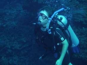 Advanced Scuba Diving P.E. class