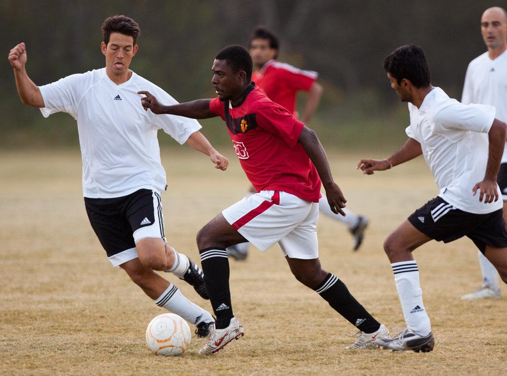 Refugee Soccer Community Program