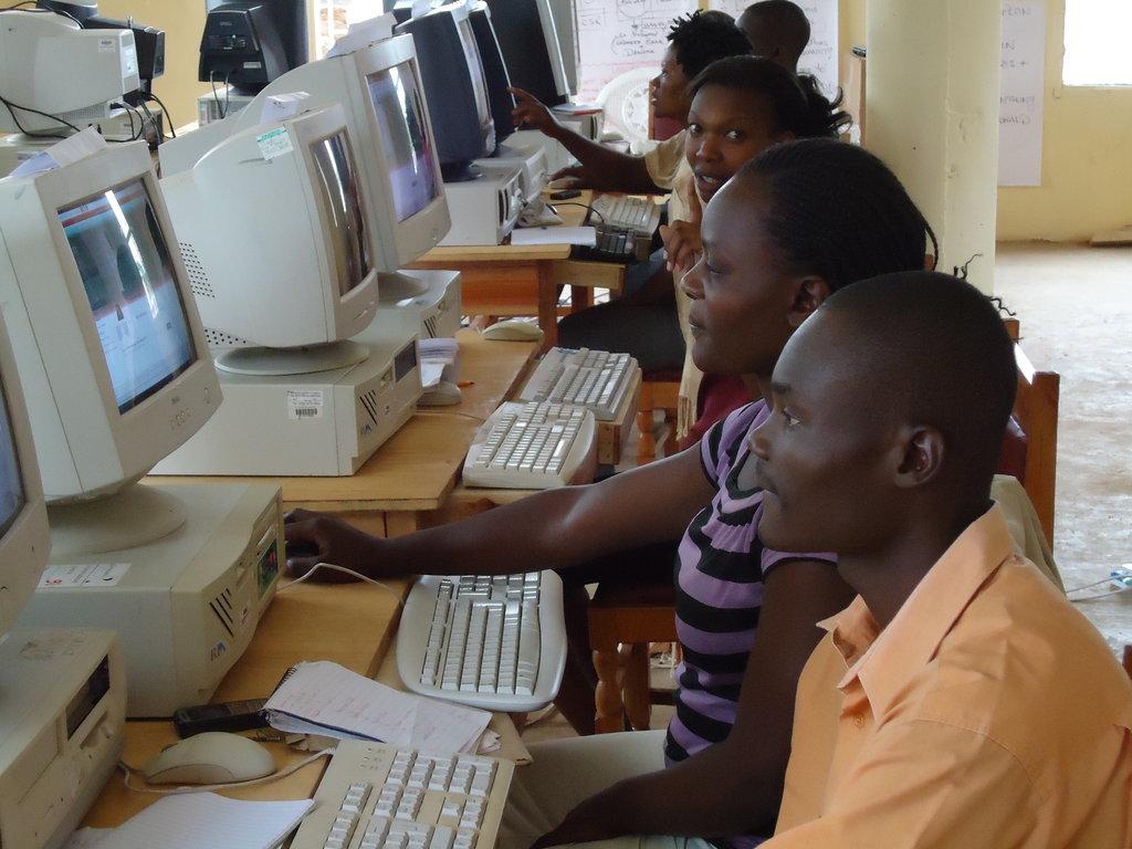 Empower 500 rural Kenyan youth through technology