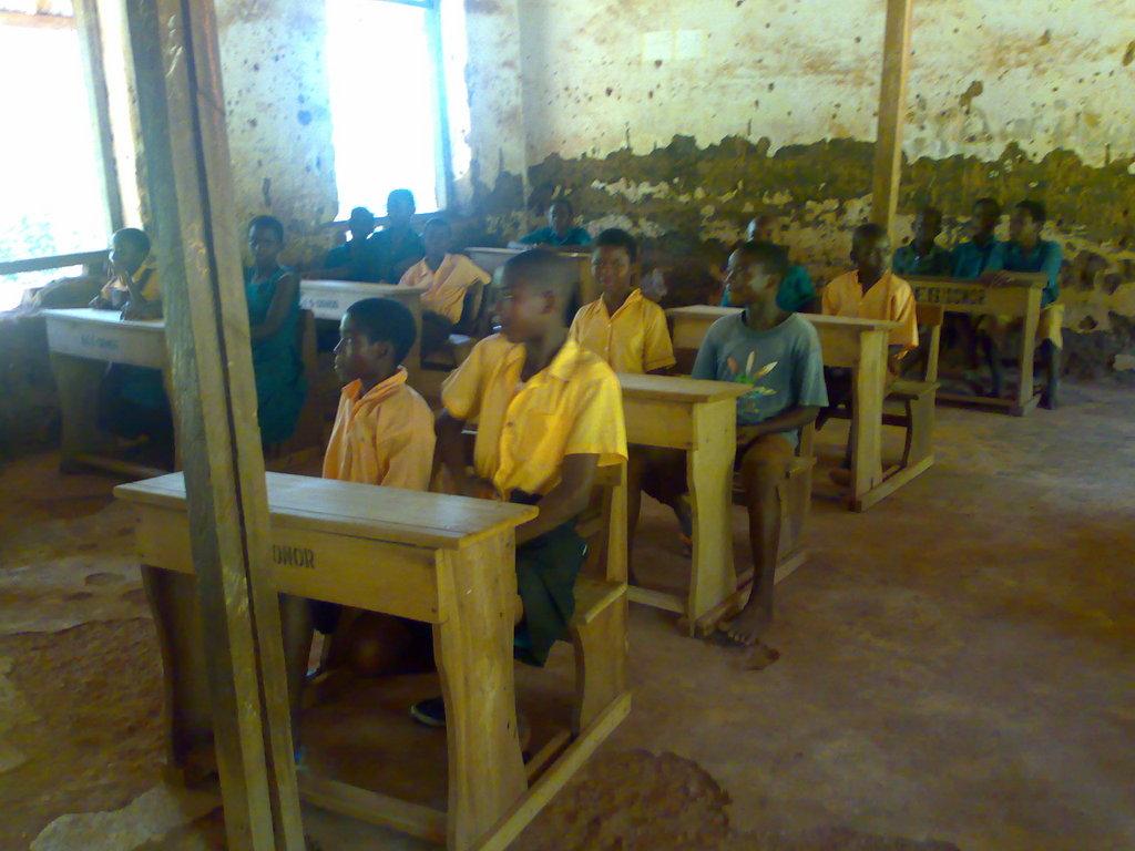Recconstruction of a Primary School
