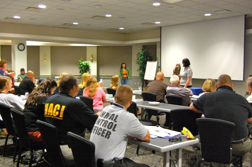 Animal Control Officers Academy Presentation