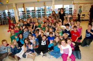 Coastal Ridge Elementary Students