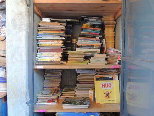Cupboard Library-AoMLC