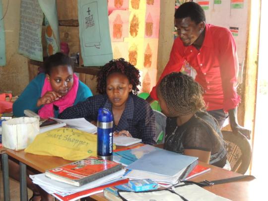 Teacher's Planning Together