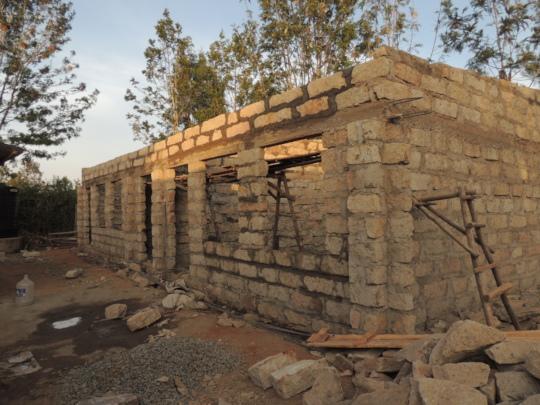 Classroom Construction Progress
