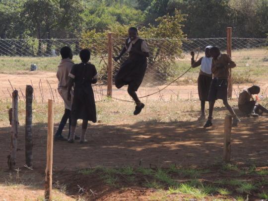 Children Enjoying Play