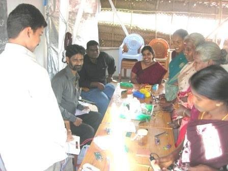 Help 1033 poorest salt worker families in India