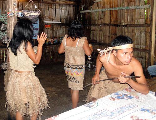 Traditional ceremony
