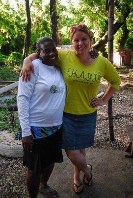 Strong female leaders: Jolina & Sarah