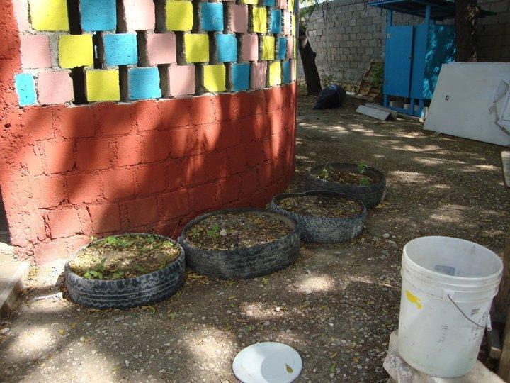 Tire Gardens