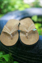 Recycled tire sandals from REBUILD globally