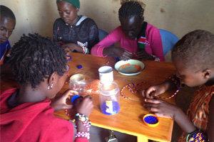 Educate 50 slum girls in Kenya.