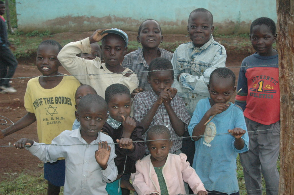 Give Hope To HIV/AIDS Orphans.