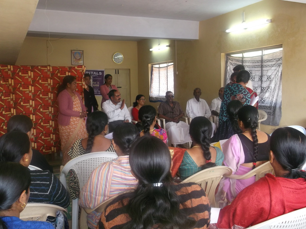 Introduction about health camp