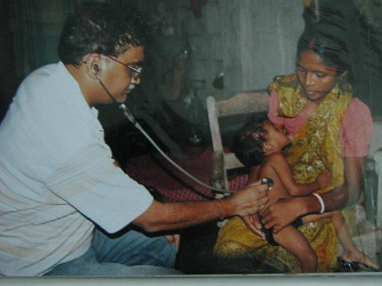 Community Health Program for Sunderban villagers