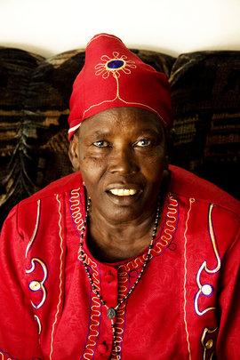 A Sudanese Grandmother