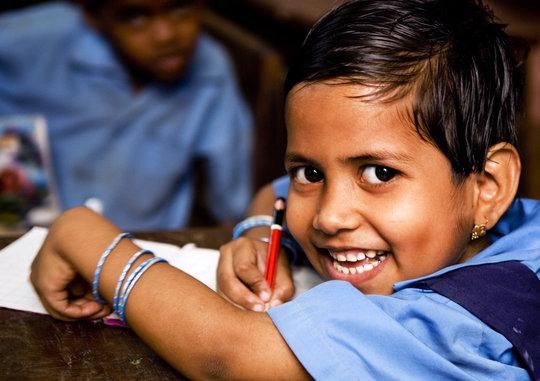 Sponsor a marginalised girl in India