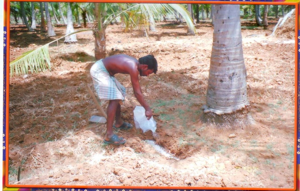 Climate Change Awareness to Farmers and Plantation