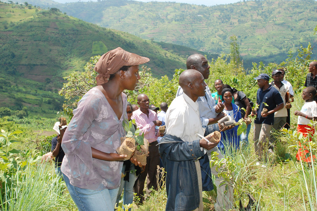Support Ugandan communities to Conserve Rwenzori