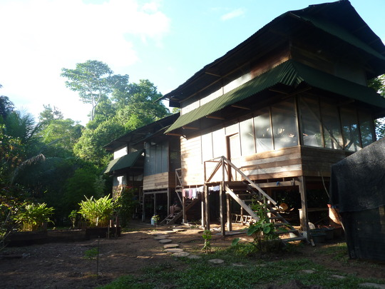 The new lodgings at Camino Verde