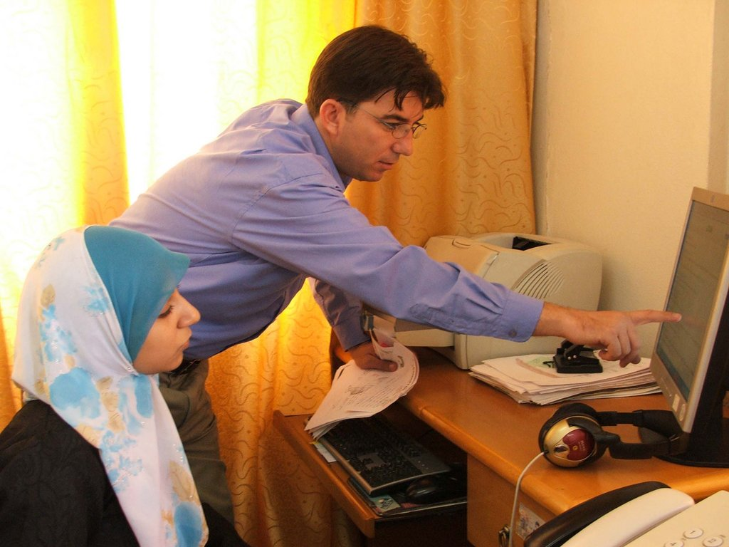 Provide Jobs for 25 Young Palestinians