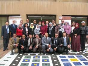 EFE-Egypt Graduation Ceremony