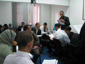 EFE-Egypt Training Course
