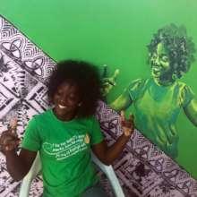 Katiana, 16, shares her pride!
