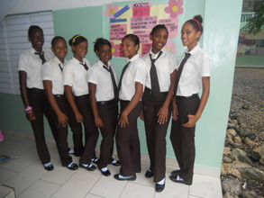 9th Grade Mariposa Girls