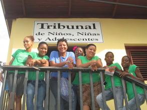 At the Children's Court