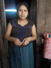 Concepcion, a Pueblo a Pueblo beneficiary