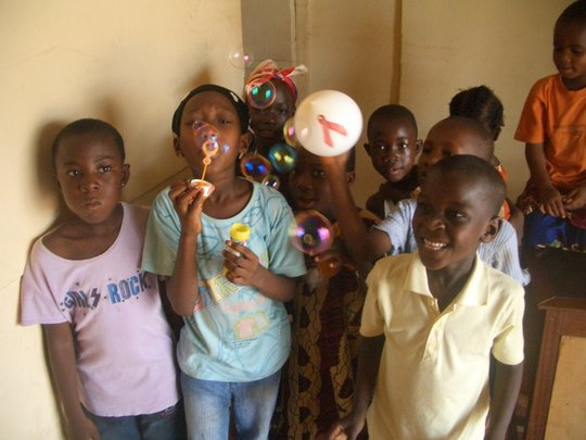 Improve nutrition among 5000 chidren in Ghana