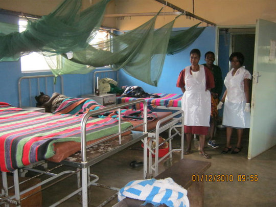 Power Health in Rural Malawi - Support > 30,000
