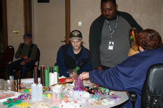 Empowering our American Veterans through Art