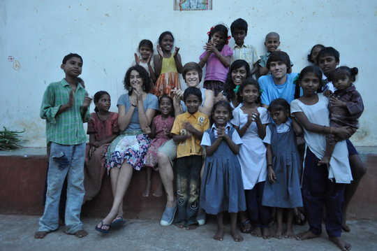Educate 500 children in rural India