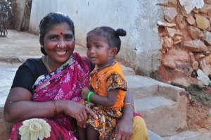 Educate 500 children in rural India