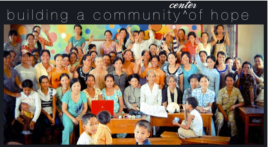 Build a Community Center of Hope