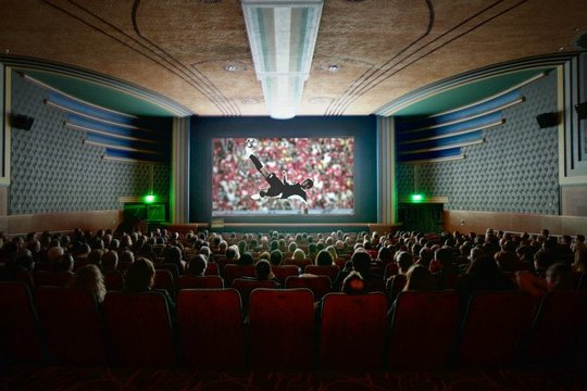 Screening at AFI, January (credit: Ian Christmann)