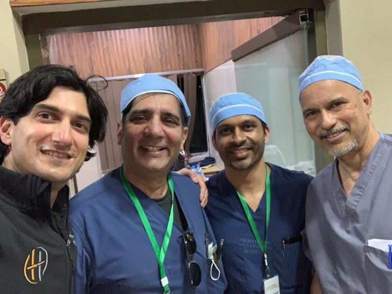 Our surgical Team!