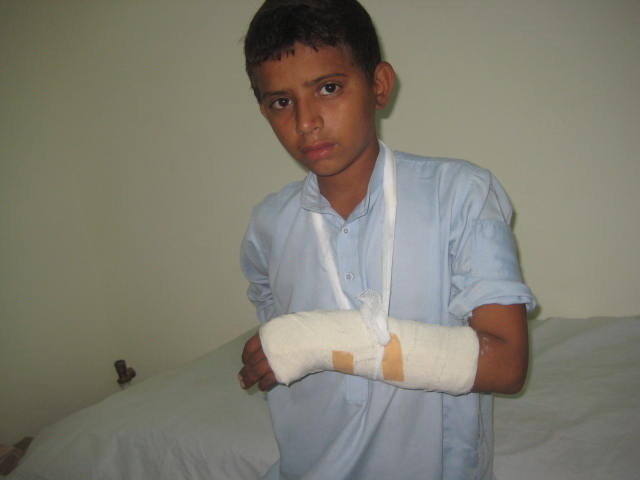Irfan after consultation