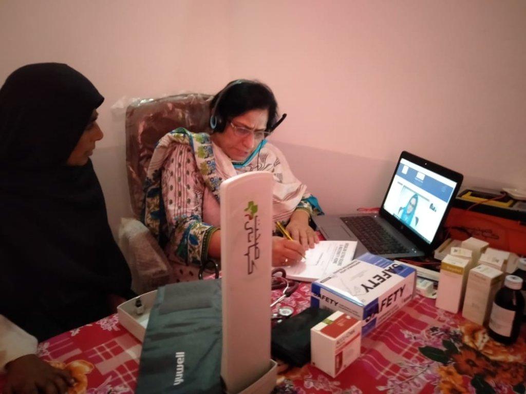Telemedicine Clinic